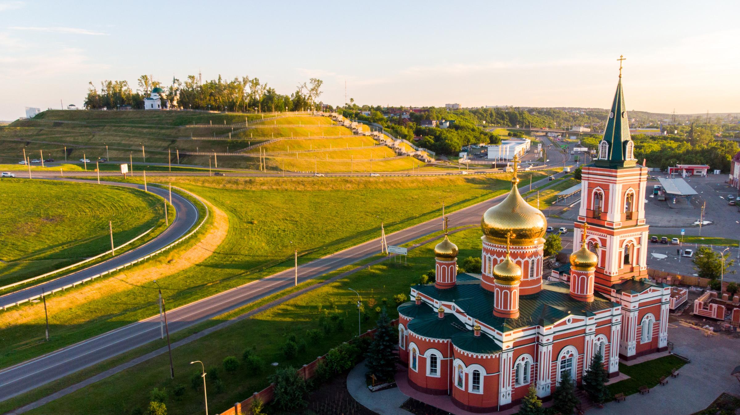 Барнаульский Знаменский женский монастырь